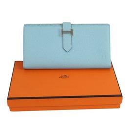 Hermès-Bearn-Bleu