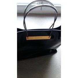 Balenciaga-Cable Shopper-Noir