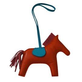 Hermès-rodeo grigri-Multicolore