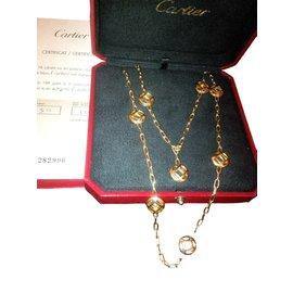 Cartier-Collier-Doré
