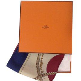 Hermès-Clic clac J. Abadie-Multicolore