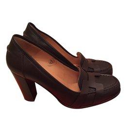 Hermès-Heels-Brown