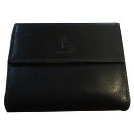 Le Tanneur-Wallets-Black
