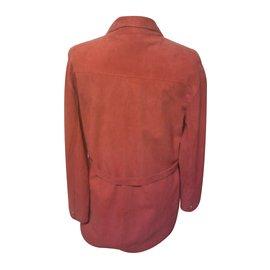 Hermès-Veste-Rouge