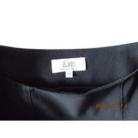 Pablo De Gerard Darel-Skirt-Black