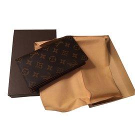 Louis Vuitton-Wallet-Other