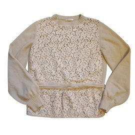 Chloé-Sweater-Cream