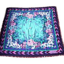 Lanvin-Foulard-Multicolore