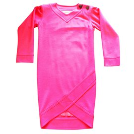 Yves Saint Laurent-Robe collector-Rose