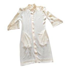 Hermès-Dress-White