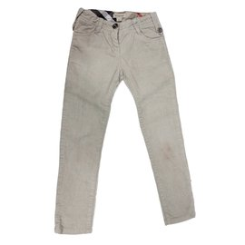 Burberry-Pantalon enfant-Beige