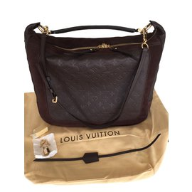 Louis Vuitton-Audacieuse GM-Marron
