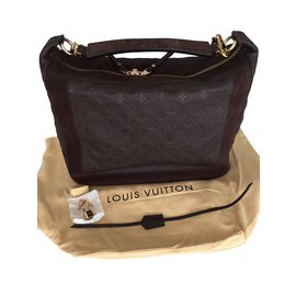 Louis Vuitton-Audacieuse GM-Brown