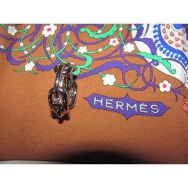 Hermès-chaîne d ancre-Argenté