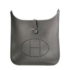Hermès-Evelyne 29-Gris anthracite