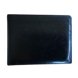 Hermès-Vintage wallet-Black