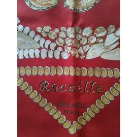 Hermès-ROCAILLE-Rouge