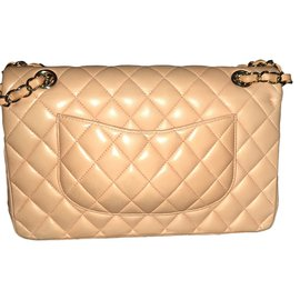 Chanel-Timeless-Pink,Peach