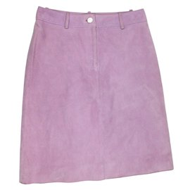 Céline-suede skirt-Other