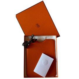 Hermès-IPAD Neuf orange-Orange
