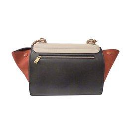 Céline-Medium Trapeze Satchel Bag-Multiple colors