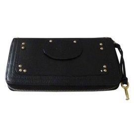 Chloé-Purse wallet-Black