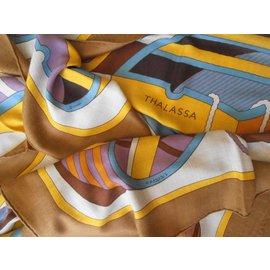 "Hermès-""thalassa ""-Multicolore"