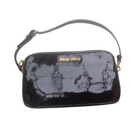 8827da074c36 Miu Black Patent Bag Dynamikosmedia Com Gallery