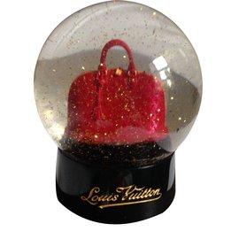 Louis Vuitton-Boule à Neige-Bordeaux