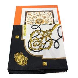 Hermès-Les Clefs d'Or-Blanc