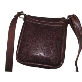 Autre Marque-Sac 'Gil Holsters'-Marron