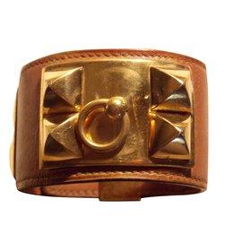 Hermès-Bracelet-Caramel