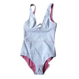 Chanel-Maillot de bain-Rose