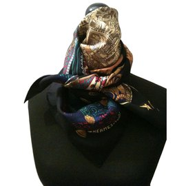 Hermès-L  ATLANTIDE-Multicolore