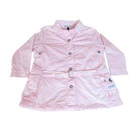 Ikks-2 years jacket-Pink