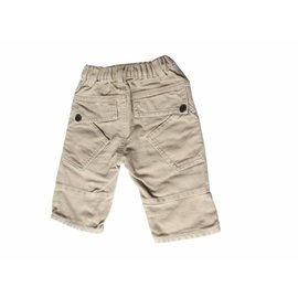 Burberry-Pantalon taille 6 mois-Beige