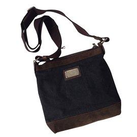 Dolce & Gabbana-Denim bag-Blue