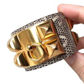 Hermès-Bracelet-Gris
