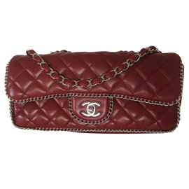 Chanel-Timeless chain around-Rouge