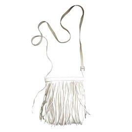 Hermès-Sacs à main-Blanc