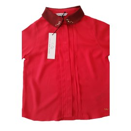 Marc Jacobs-Top-Red