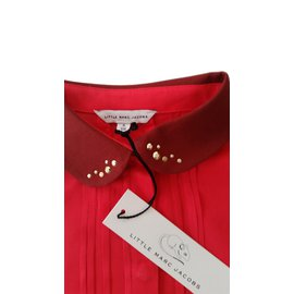 Marc Jacobs-Top fille-Rouge