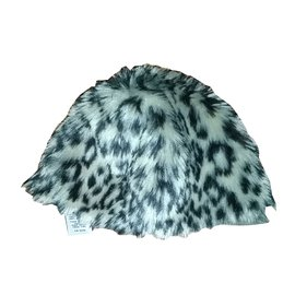 Autre Marque-ELIANE ETLENA Baskenmütze-Leopardenprint