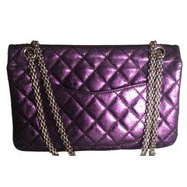 Chanel-Chanel 2.55-Purple