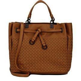 Bottega Veneta-Bucket bag-Taupe,Light brown