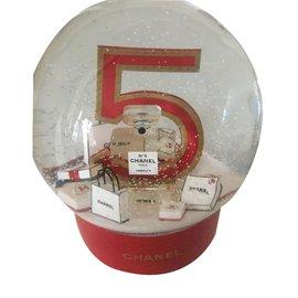 Chanel-Boule à neige 5-Autre