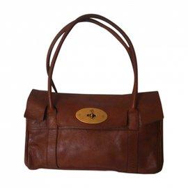 Mulberry-Handbag-Brown