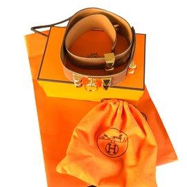 Hermès-Médor-Beige