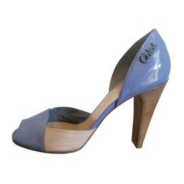 Chloé-Heels-Purple