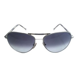 Louis Vuitton-Lunettes homme-Bleu